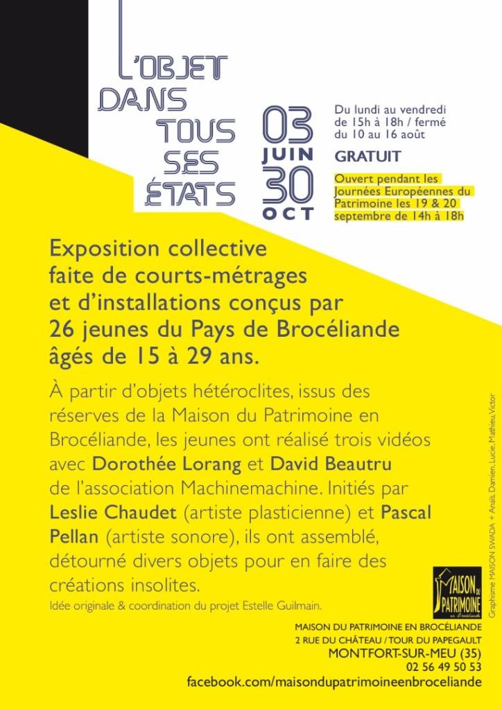 Maison du Patrimoine Expo L'objet dans tous ses états 2015 (3)