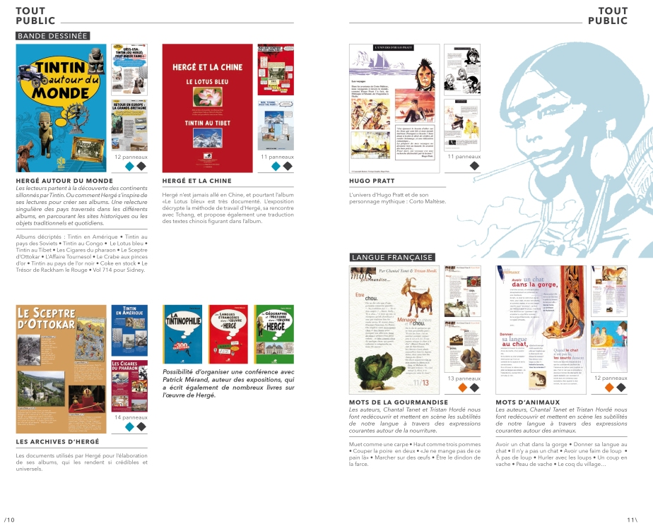 Sepia & Bodoni Catalogue