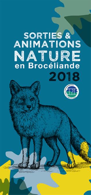 Sorties Nature 2018, CPIE Forêt de Brocéliande